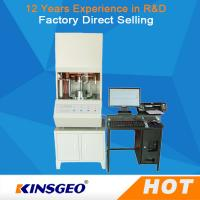 China ASTM A015 Rubber Testing Machine , Abrasion Testing Machine 210kg with One Year Warranty on sale