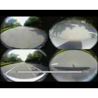 4 Channels DVR Car Rearview Camera System , 360 Degree HD Bird View Parking System Manufactures