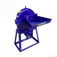 Easy Operation Home  Blue Maize Milling Equipment For Flour Mill , Grain Grind Manufactures