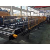 Quality 5.5KW Roofing Sheet Roll Forming Machine With 40GP Container 5 Tons for sale