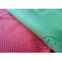 Polyester Waffle Microfiber Glass Cleaning Cloth Super Clean For Window Manufactures