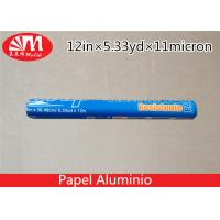 Durable Heavy Duty Aluminum Foil Paper Roll Bag Packaging 12 In X 11 Micron X 5.33 Yards Manufactures