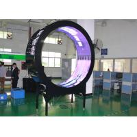 Round Circle PH10 Advanced Outdoor LED Display Advertising Billboard for Airport Manufactures