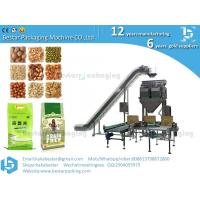 Automatic packing machine for dog food, cat food, rice, cashew nuts, almonds, oats, cereals, peanuts Manufactures
