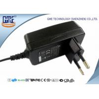 Quality EU Plug 3.3V 5V 6V 7.5V 9V 12W Universal AC DC Adapters For Speaker for sale