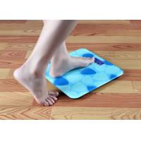 ABS Engineer Plastic Bathroom Weighing Scales With No - Slip Design Manufactures