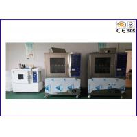 Automatic Tracking Test Apparatus , IEC 60587 6 KV High Voltage Tracking Index Tester Manufactures