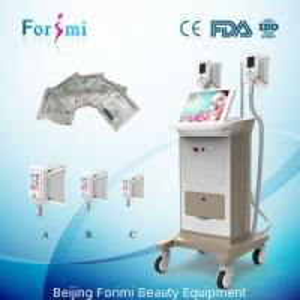 Fast Slimming Cryolipolysis Cryo Machine 1800W Manufactures