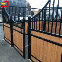 Standard Horse Stall Panels Horse Stable Equipment Indoor Safety Manufactures