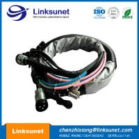 Welding Robot Arm Dress Package Cable And Harness Assembly DDK 36 - 3A 4.5M Manufactures