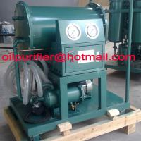 Coalescing Dehydration Diesel Oil Purifier( No heating, No vacuum, dehydrate by special filters Manufactures