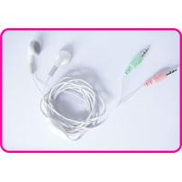 Fashionable Beautiful Computer Earphones With Mic, Noise Reducing Mobile Phone Headsets YDT32 Manufactures