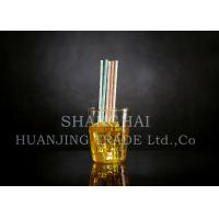 Food Grade Safe Disposable Paper Straws Juices Coffee Tea Smoothie Paper Straws Manufactures