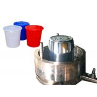 High Precision Plastic Bucket Mould 300 Thousand Times Life Time Corrosion Resistance Manufactures