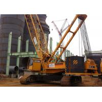 Knuckle Boom Length 81m Hydraulic heavy lifting cranes 150ton XGC150 Manufactures