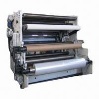 Wide Web Soft Embossing Machine, Can Emboss PET, BOPP, PVC and More Manufactures