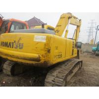 Used Excavator 20 ton PC220-6 With High Quality for sale Manufactures