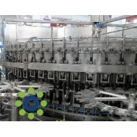 DCGF72-72-15 Carbonated Drinks 3-in-1 Filling Machine Manufactures