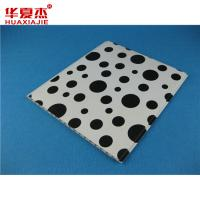Fireproof Plastic Wall Claddings With Cow Pattern 25 Years Guarantee Manufactures
