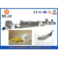 Oil Industry Auto Used Modified Starch Machine , Starch Making Machine / Equipment Manufactures