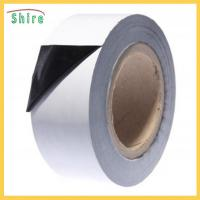 Black And White Aluminum Sheet Protection Film Surface Protection Roll for sale