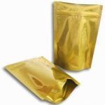 Airtight Ziplock Aluminum Foil Bags Light - Blocking With Square Bottom Manufactures