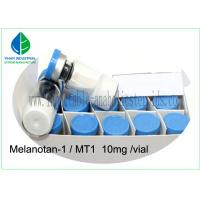 China Melanotan-I Peptides MT1 Melanotan2 MT2 10mg Freeze-Dried Powder for Injectable on sale