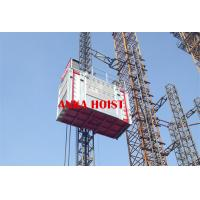 CE Approved Building Construction Lift Passenger Hoist Elevator 63 M / Min Speed Manufactures