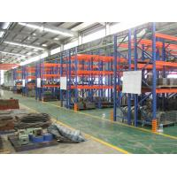 China Manual Operation Heavy Duty Pallet Rack With High Storage Utility Ratio on sale