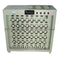 LED Display AC 220V Charging Rack Box 48 Units For LED Cordless Digital Cap Lamp Manufactures