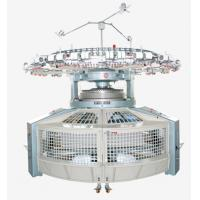 High Efficiency Open Width Circular Knitting Machine Equipped With Roller - Shifting Device Manufactures