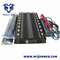 UMTS 3G/GSM800/900MHz  Mobile phone signal Jammer Jamming range up to 20m Manufactures