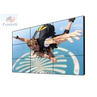 55 Inch 3.5mm Narrow Bezel LCD Video Wall Digital Signage With A+ Samsung Panel Manufactures