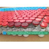 GHRP 6 API Lyophilized Powder Growth Hormone Releasing Peptides 6 Pralmorelin 10mg/Vial Manufactures