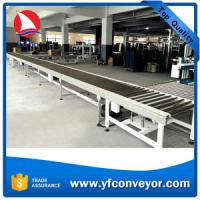 China China Supplier of High Quality Motorzied Steel,Plastic,Rubberred Roller Conveyors on sale