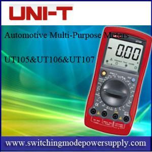 UT105-UT106-UT107 Automotive Multi-Purpose Meters  Manufactures