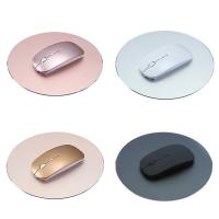 Newest ITem Dual Mode Mouse 2.4Ghz and Bluetooth Wireless USB Rechageable Optical Mouse for PC and Smart TV Manufactures