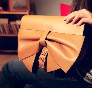 China Designer Handbag Fashion Bow Satchel Shoulder Bag Purse (S239) on sale