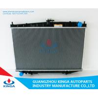 High Performance Car Radiators Vehicle Radiators For Nissan Bluebird 93-98 U13 MT Manufactures