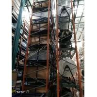 Buy cheap Coil Rollers Without Pallet Automated Storage And Retrieval System Up to 30M Height in Single Deep from wholesalers
