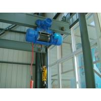 CD / MD Type Electric Wire Rope Hoist For Overhead Crane , High Performance Manufactures
