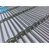 China Decorative & architectural wire mesh for interior and exterior applications on sale