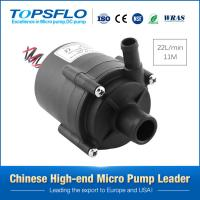 China Topsflo 12v 24v / Brushless DC Mini Booster Water Pump Circulation Pump on sale