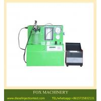 PQ1000 Common Rail Injector Test Bench with ultrasonic bath Manufactures