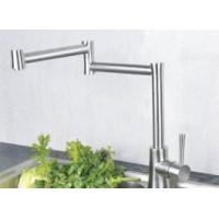 China stainless steel pulldown kitchen faucet on sale