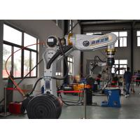Stud Workstation Rotary Welding Positioner , Welding Table Positioner All Orientation Type Manufactures