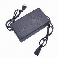 Intelligent Three Stage Electric Vehicles Storage Battery Charger, 48V/3A Manufactures