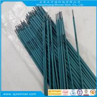 China 2.5X350MM AWS E6013 WELDING ELECTRODE / ELECTRODOS DE SOLDAR  (3/32) BLUE Color on sale