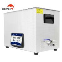 Brake Drum Fuel Injector Nozzle Engine Parts Ultrasonic Cleaning Device 1500W 38L Manufactures