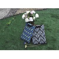 Flower Pattern Printed Cotton Outdoor Classic Gingham